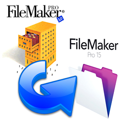 Convert Filemaker 3 (.fp3) to Filemaker 12 (.fmp12)